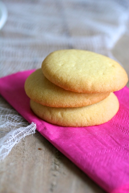 movita beaucoup's melt in your mouth shortbreads