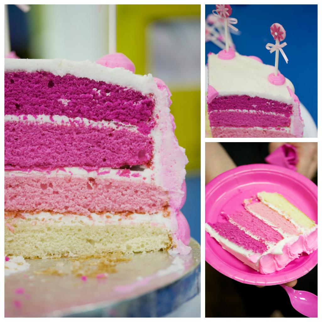 Mackenzie's Cake {old-fashioned White Cake With