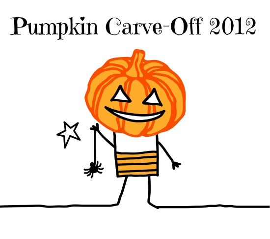 pumpkin carve-off 2012 | movita beaucoup