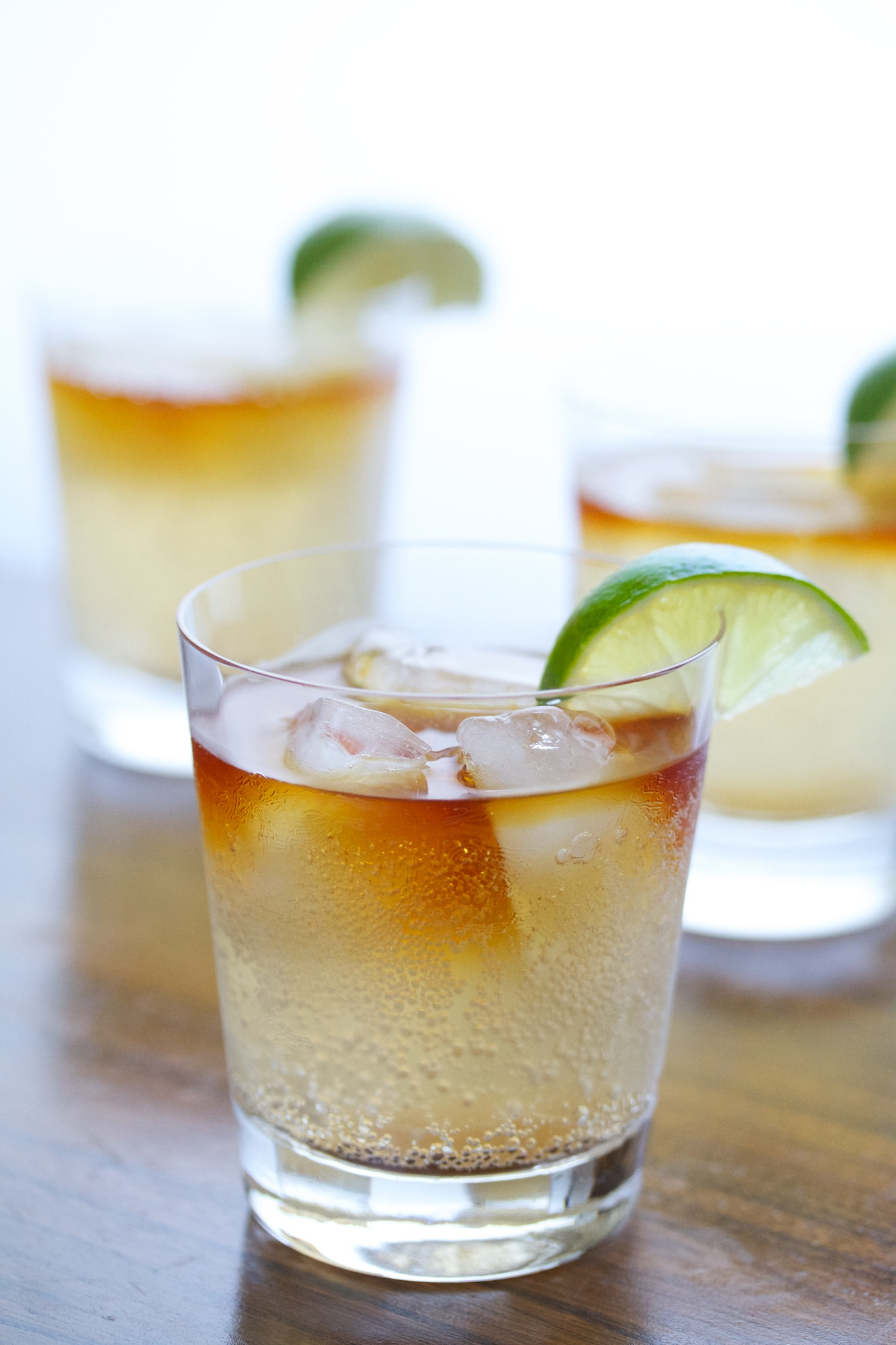like to suggest that you make your Dark and Stormy utilizing the ...